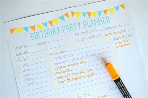 steps to planning office party 24 planning templates and ideas tip junkie