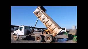 2000 International 4900 Dump Truck For Sale