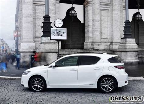 lexus ct   hybrid hatchback