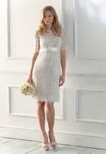 brautkleid mini lace wedding dress 2013