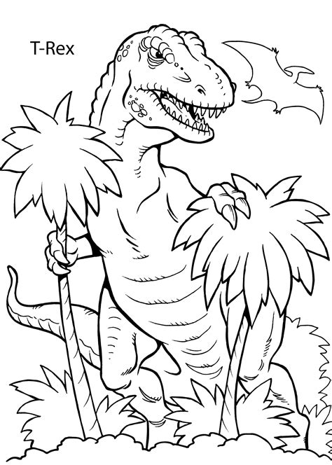 dinosaur mask coloring pages print coloring