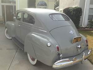1941 Plymouth Special Delux Sedan Vintage Original