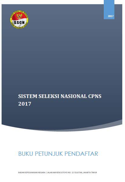 File tips rahasia lulus tes kesehatan kebugaran senilai rp500.000 3. Download Buku Panduan Sistem Seleksi CPNS 2017 - ZONA ...
