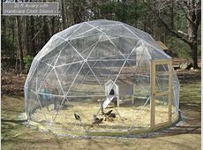 Airy Animal Enclosures Geodesic Dome Outdoor Aviary