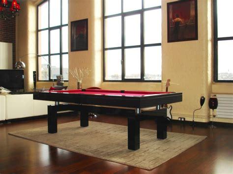 photo billard table billard laque noir arcade design region de liege