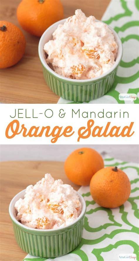 check  jell  mandarin orange salad   easy