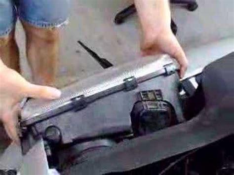 remove  install headlight  volvo   xc