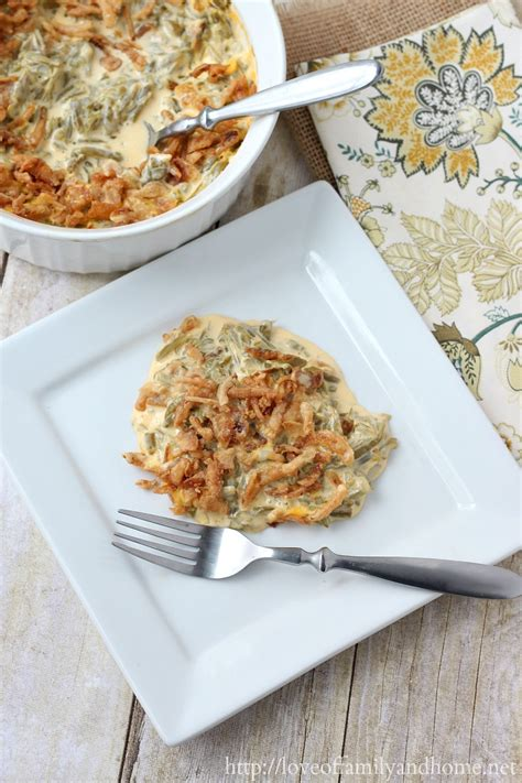 easy green bean casserole recipe  cheese love
