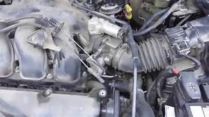 2004 Ford Escape Engine Hesitation - Shudder