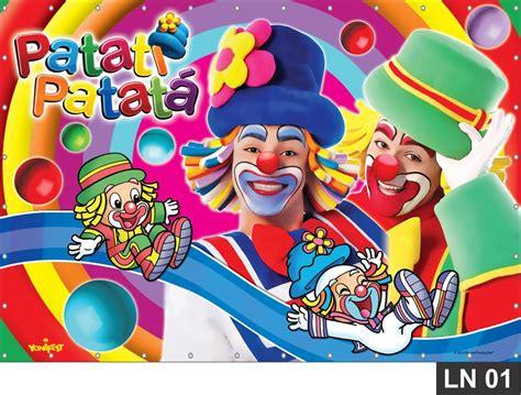 painel de festa anivers 225 patati patat 225 1 50x1 00m lona r 45 00 em mercado livre