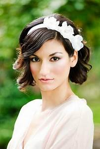 Short Wedding Hairstyles For Those Who Want To Remain