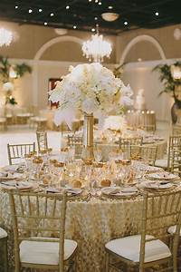 17 best ideas about white gold weddings on pinterest With white and gold wedding decor
