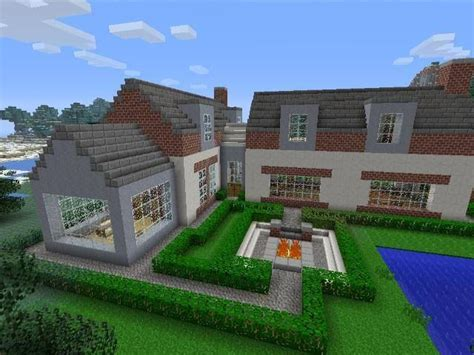 fbbefeccfaccjpg  pixels minecraft house designs minecraft houses