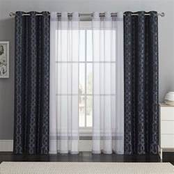 Double Curtain Rod Target by 25 Best Ideas About Window Curtains On Pinterest Living