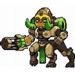 Pixel Orisa Overwatch Spray Wikia Wiki Fandom