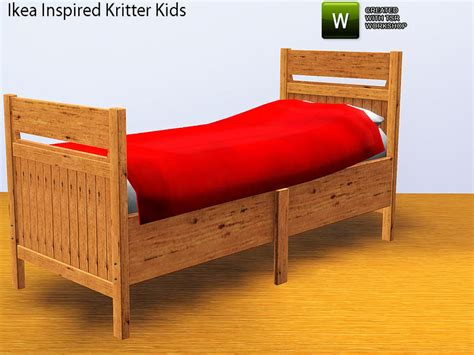 Ikea Kritter Bed by Thenumberswoman S Ikea Inspired Ikea Kritter Room Bed