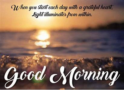Morning Grateful Heart Start Quotes Within Each