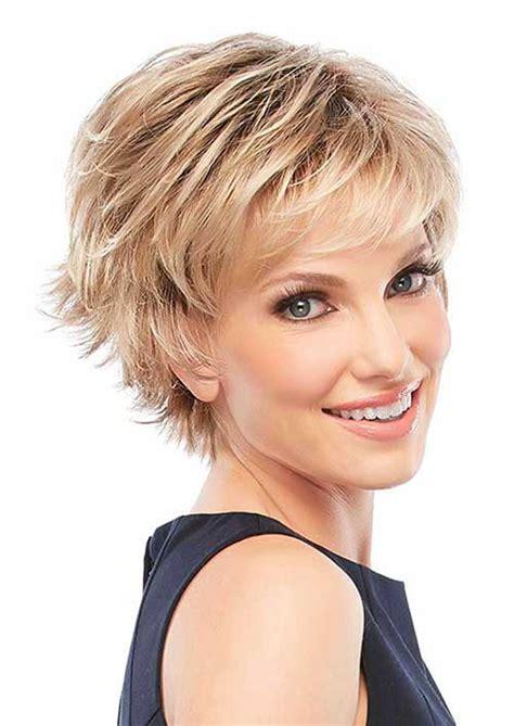 good short blonde hair hairstyles  haircuts