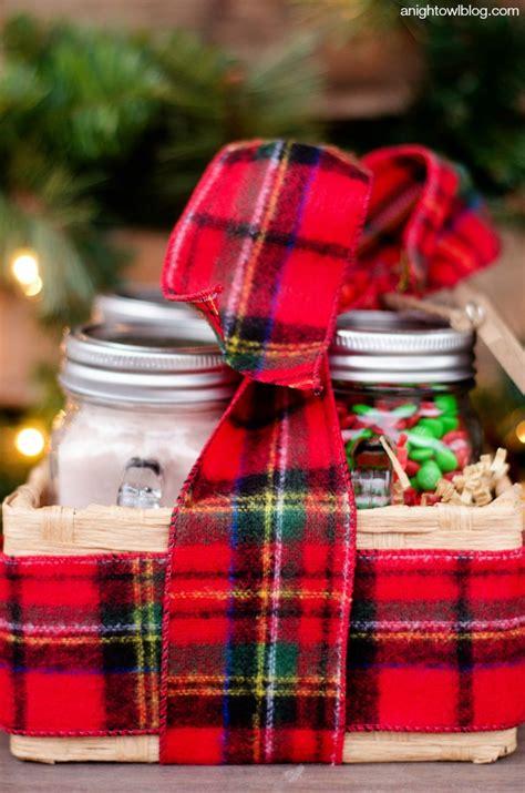 hot cocoa bar   box gift idea