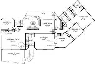 split floor plans carriage house plans split level house plans