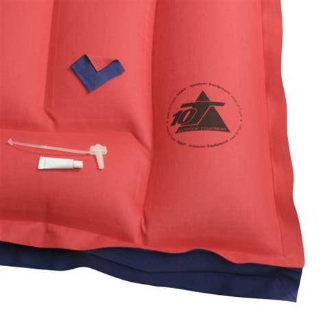 2 mann luftmatratze 10t ruby box 2 mann luftbett baumwoll matratze 190x120x19 cm retro luftmatratze