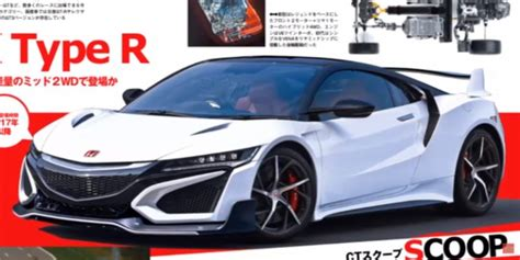 NSX-R – Acura Connected