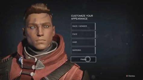 destiny character customization    character