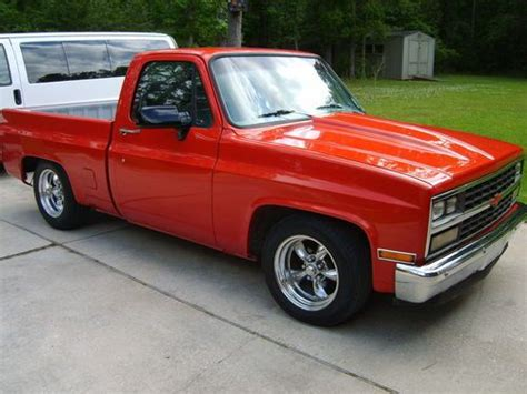 Sell Used 1984 Chevy C10 Swb In Madisonville, Louisiana
