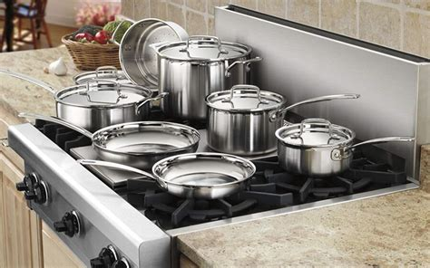 stainless steel cookware sets   steal  hearts