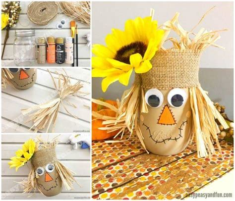 40+ Fun Fall Scarecrow Craft Ideas That Are Easy