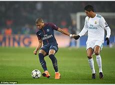 Real Madrid make PSG star Kylian Mbappe their 'prime