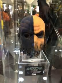 Deathstroke Mask Arrow TV Show