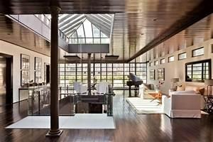 Wohnen In Amerika : coole loftwohnung im amerikanischen stil ~ Indierocktalk.com Haus und Dekorationen