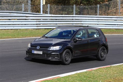 2019 VW Golf 8 Will Have Mercedes A-Class-Like Dual ...