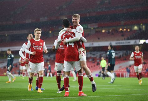 Arsenal players rated in entertaining win vs Leeds United ...
