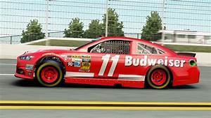 NASCAR '14: First Paint Scheme Test: Bill Elliott ...