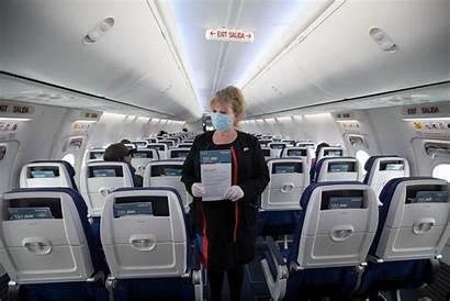 Flight Airlines Southwest Attendants Masks Call Mask