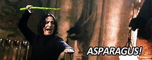Harry Potter Asparagus GIF - Find & Share on GIPHY