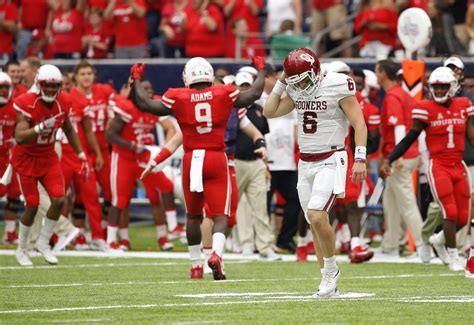 Look The University Of Oklahoma Football  News