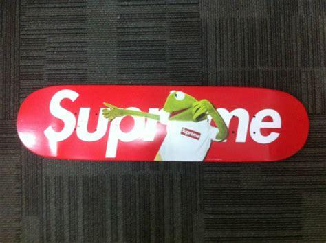 Supreme Skateboarding Skate Noize Supreme
