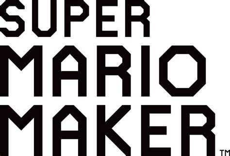 Super Mario Maker Logo (alt).svg