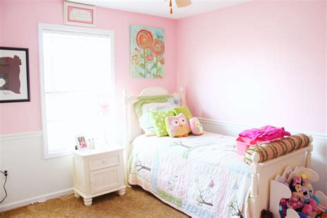 daughters bedroom reveal
