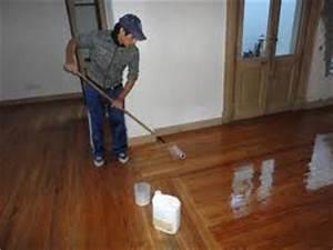Cómo plastificar pisos de madera tipo parquet Albañiles