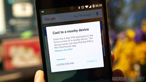 """Chromecast """"cast To A Nearby Device"""" Popup Affecting A Lot"""