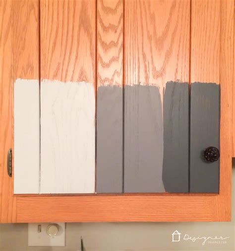 How To Paint Cupboards by Should I Paint My Kitchen Cabinets Designertrapped