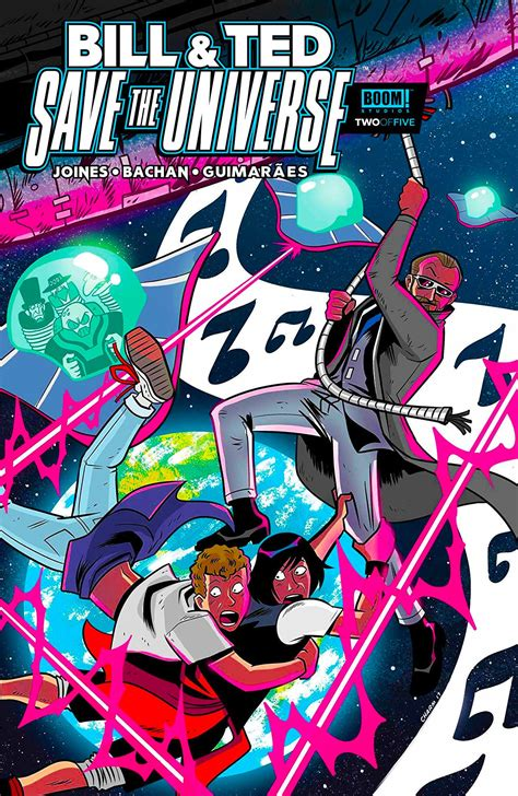 Bill & Ted Save The Universe #2 Review - Still Enjoyable
