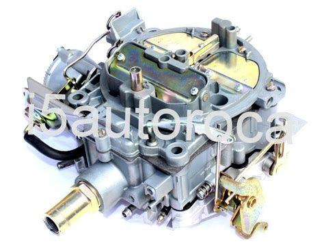 Rochester Quadrajet Barrel Carburetor Fits