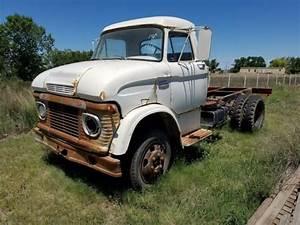 Ford F800 Dump Truck 1995 Ford Cf Yard Dump Truck For Sale