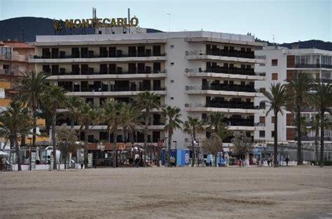 hotel monte carlo rosas foto de hotel montecarlo roses planta 6 186 terraza y vista tripadvisor