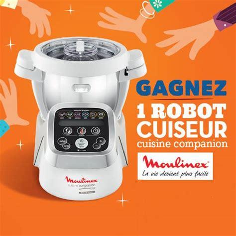 cuisine companion moulinex pas cher instants gagnants maître coq 10 robots moulinex jusqu au 25 04
